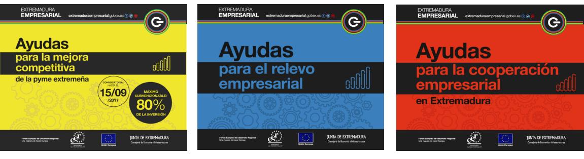 Presentación de Programas de Ayudas para la Mejora Competitiva y para la Consolidación Empresaria